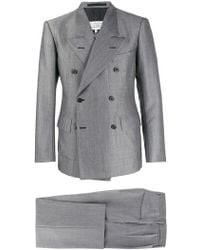 Maison Margiela - Double-breasted Suit - Lyst