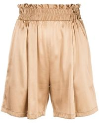 Styland - High Waisted Culotte Shorts - Lyst