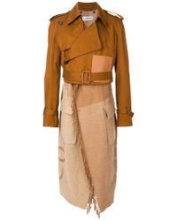 Loewe - Blanket Trench Coat - Lyst