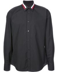 Givenchy - Embellished Collar Shirt - Lyst