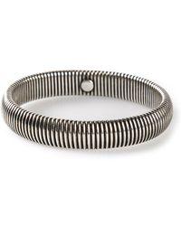 Janis Savitt - Medium 'cobra' Bracelet - Lyst