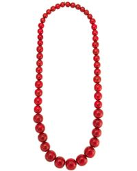 Olympiah - Marrocos Beaded Nacklace - Lyst