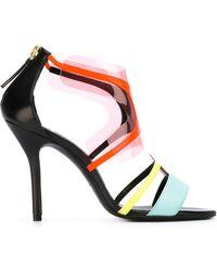 Pierre Hardy - 'shades' Sandals - Lyst