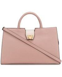 Philippe Model - Top Handle Tote Bag - Lyst
