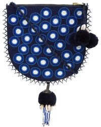 Figue - Luna Polka Dot Cross Body Bag - Lyst