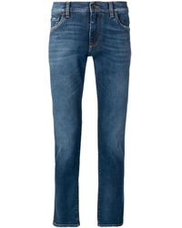 Dolce & Gabbana - Slim-fit Jeans - Lyst