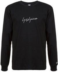 Yohji Yamamoto - Logo Sweatshirt - Lyst