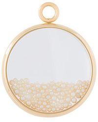 Aurelie Bidermann - 'chivoir' Fine Pearl Large Pendant - Lyst