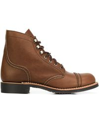 Red Wing - Lace-up Leather Boots - Lyst