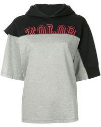 Kolor - T-shirt à capuche - Lyst