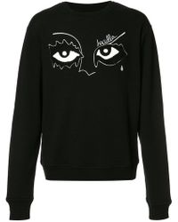 Haculla - Eyes Print Sweatshirt - Lyst