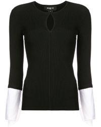 Paule Ka - Slim-fit Sweater - Lyst
