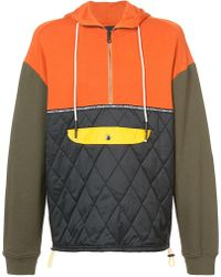 Mostly Heard Rarely Seen - Quilted Hoodie - Lyst