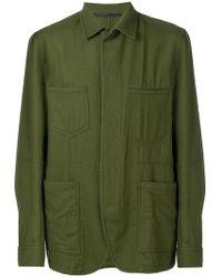 Haider Ackermann - Shirt Jacket - Lyst