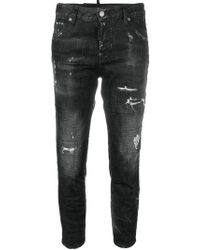 DSquared² - Ripped Jeans - Lyst