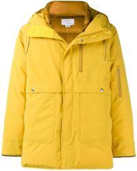 Nanamica - Hooded Padded Coat - Lyst