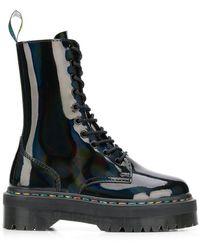 Dr. Martens - Platform Sole Ankle Boots - Lyst