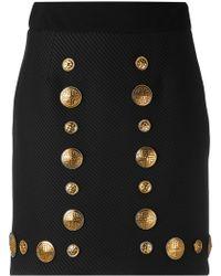 Fausto Puglisi - Metallic Embellished Skirt - Lyst