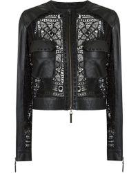 Martha Medeiros - Leather Jacket - Lyst