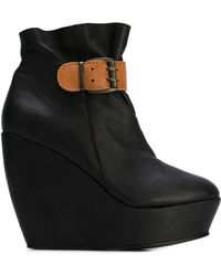 Minimarket - Balder Leather Boots - Lyst