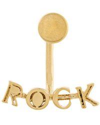 Chloé - Rock Single Earring - Lyst
