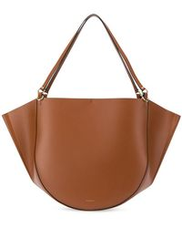 cff2b983ca Lyst - Mulberry  Cara Delevingne  Tote in Brown