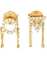 Eshvi - 'april' Earrings - Lyst