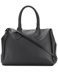 Gum | Large Stud Detail Tote Bag | Lyst