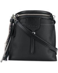 Tod's - Tassel Bucket Bag - Lyst