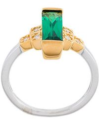 V Jewellery - Audrey Ring - Lyst