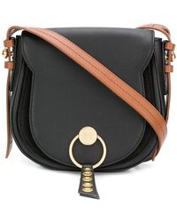 See By Chloé - Bolso saddle - Lyst