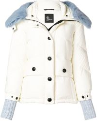 Moncler Grenoble - Hooded Down Jacket - Lyst