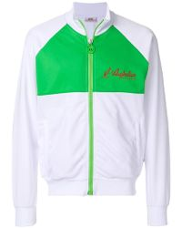 Gcds - Two-tone Zipped Jacket - Lyst