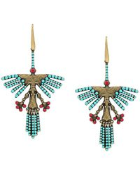 Valentino - Hummingbird Earrings - Lyst