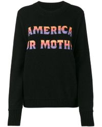 The Elder Statesman - America Our Mother Sweater - Lyst