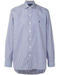 Polo Ralph Lauren - Pinstripe Shirt - Lyst