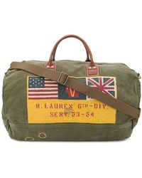 Polo Ralph Lauren - Printed Holdall - Lyst