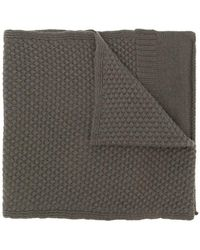 Undercover - Oversized Knitted Scarf - Lyst
