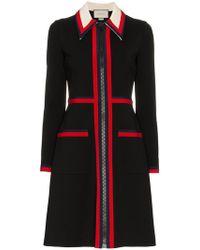 3cd8750c453 Gucci - Black Classic Zipped Jersey Dress