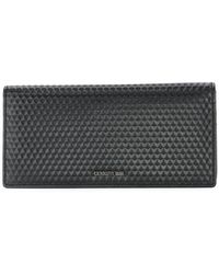 Cerruti 1881 - Embroidered Foldover Wallet - Lyst