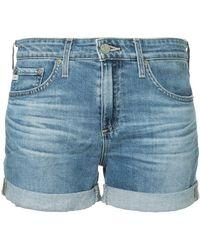 AG Jeans - Джинсовые Шорты 'hailey' - Lyst