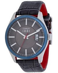 Cerruti 1881 - Stick Dial Watch - Lyst