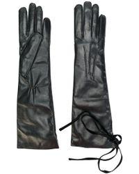 Ann Demeulemeester - Smooth Gloves - Lyst