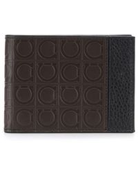 Ferragamo - Gancio Monogram Wallet - Lyst