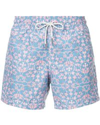 Venroy - Printed Swim Shorts - Lyst