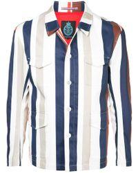 Guild Prime - Striped Jacket - Lyst