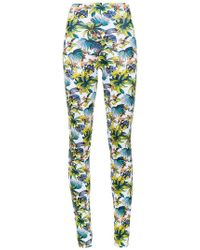Amir Slama - Printed leggings - Lyst