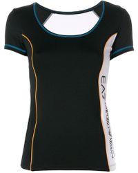 EA7 - Short-sleeve T-shirt - Lyst