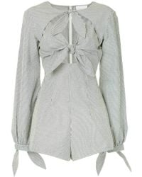 0db2fb7d5a34 Lyst - Women s Alice McCALL Playsuits On Sale