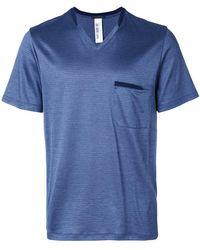 La Perla - V-neck Nightwear Shirt - Lyst